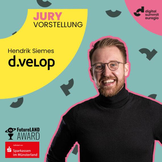 Hendrik Siemes | d.velop AG