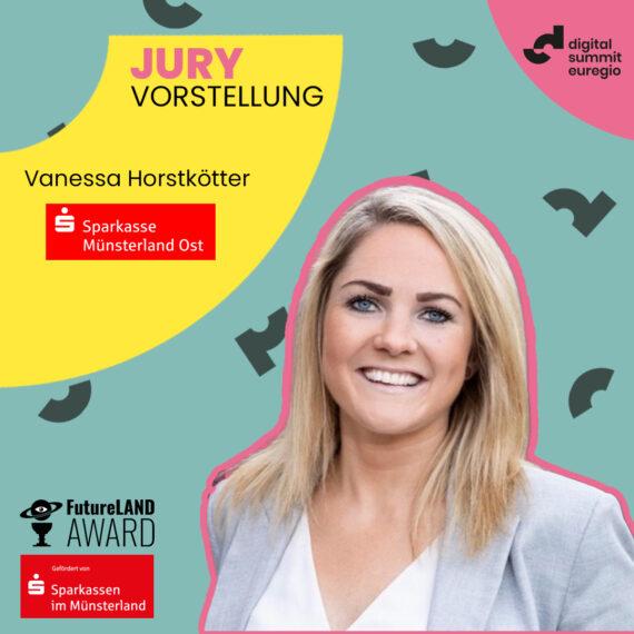 Vanessa Horstkötter | Gründerteam Sparkasse Münsterland Ost