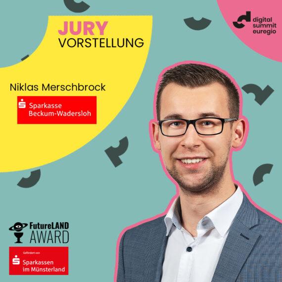 Niklas Merschbrock | Sparkasse Beckum-Wadersloh